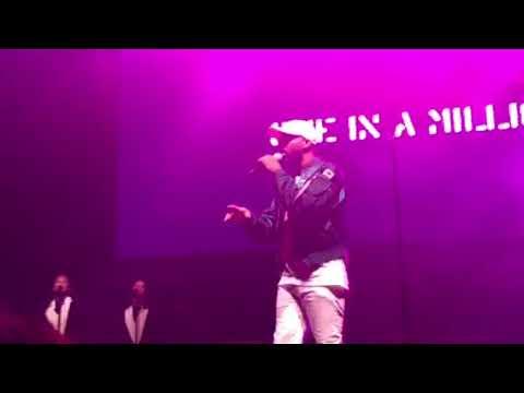 "dvsn ""One in a Million (Aaliyah Remix)"" - Toronto, ON - 12.13.16"