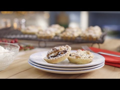 Mincemeat and orange tarts - Mary Berry's Absolute Christmas Favourites: Episode 2 Preview - BBC Two