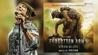 Ae Dil Bata | Jubin Nautiyal | Antara Mitra | Pritam | Kausar | The Forgotten Army