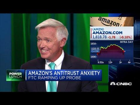 FTC Amazon merchant interviews show robust investigation: Antitrust pro