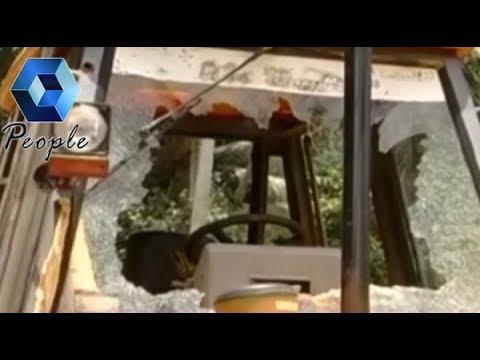 Goonda Attack At Nedumangad In Trivandrum