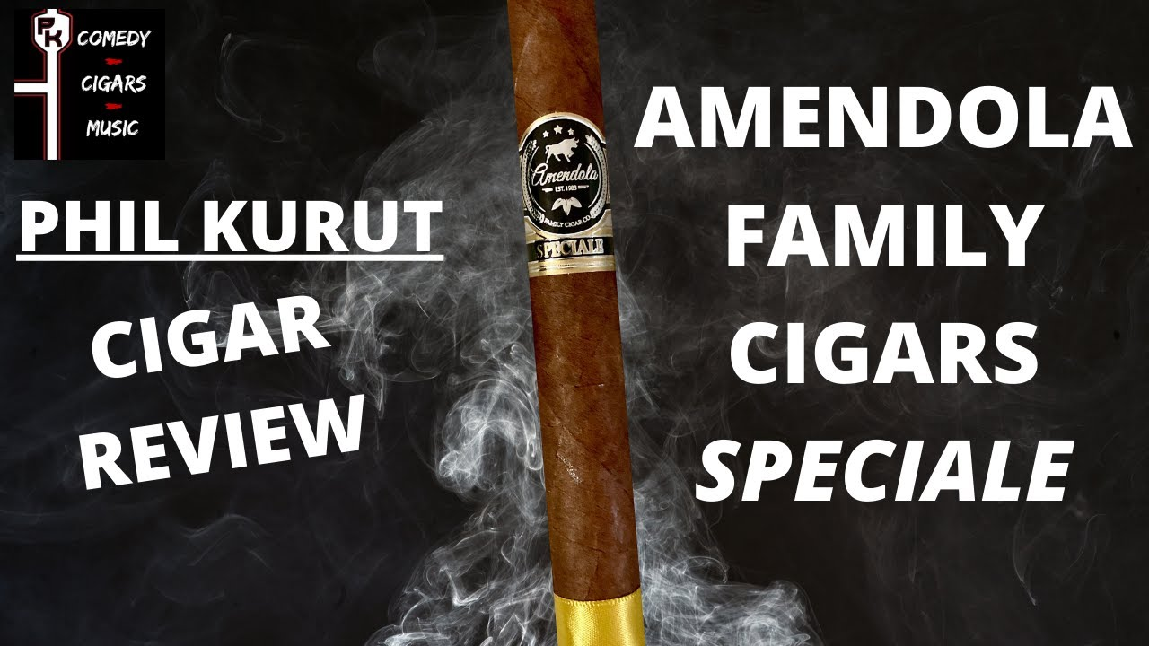 AMENDOLA FAMILY CIGARS SPECIALE | CIGAR REVIEW
