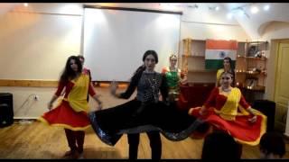 har taraf har jagah   dance group lakshmi