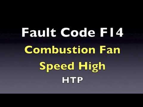 F14 Fault Code - - YouTube