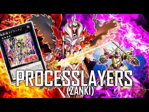 PROCESSLAYERS/ZANKI from Mystic Fighters!