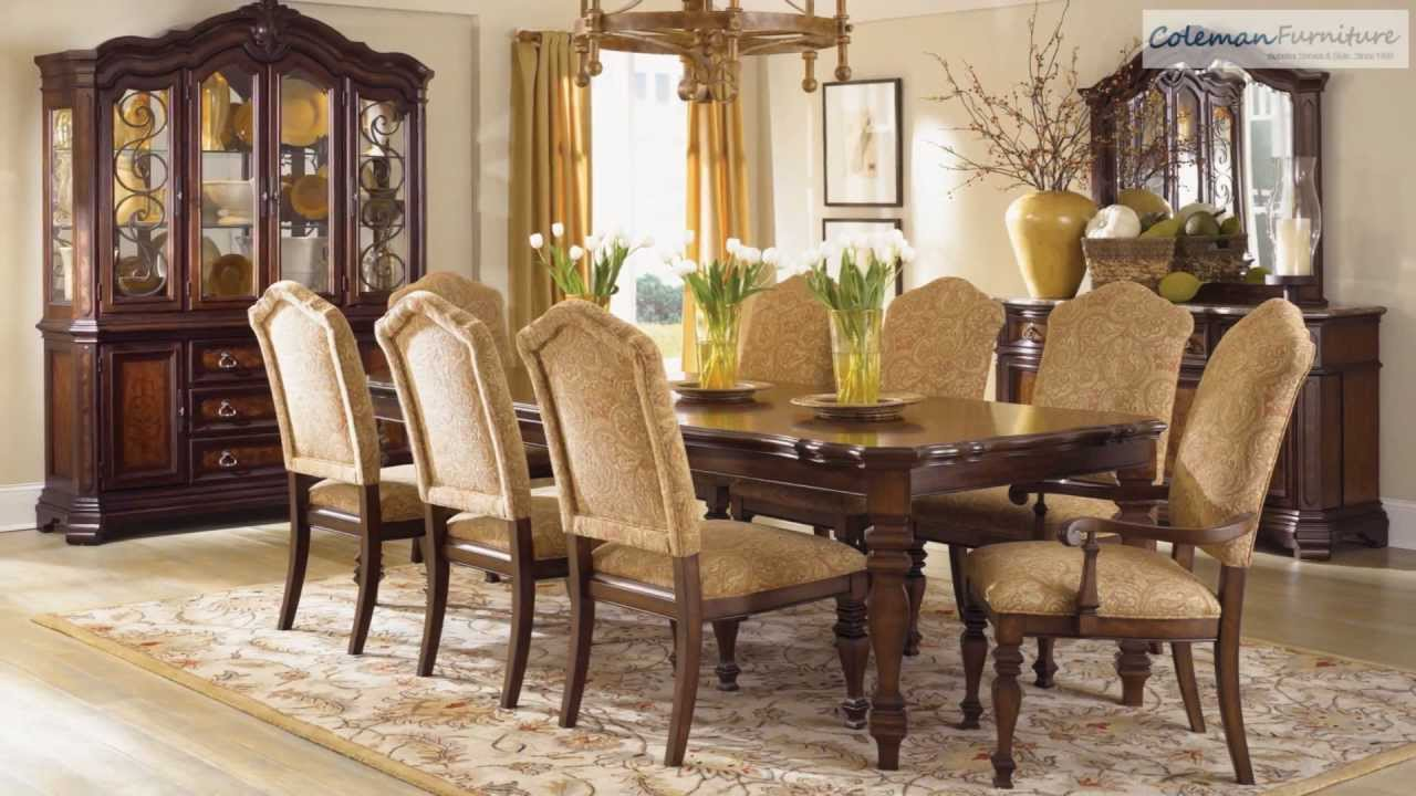 Royal Traditions Dining Room Collection From Legacy Classic   YouTube
