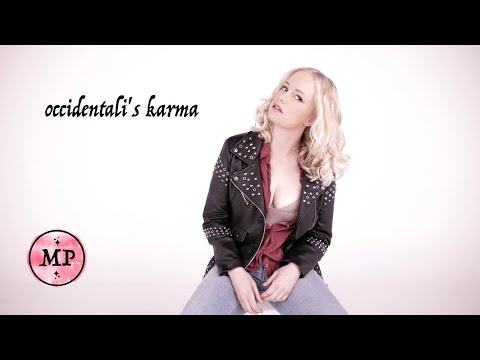 Occidentali's Karma - Francesco Gabbani (Acoustic-Version) - Official Meg Pfeiffer Cover