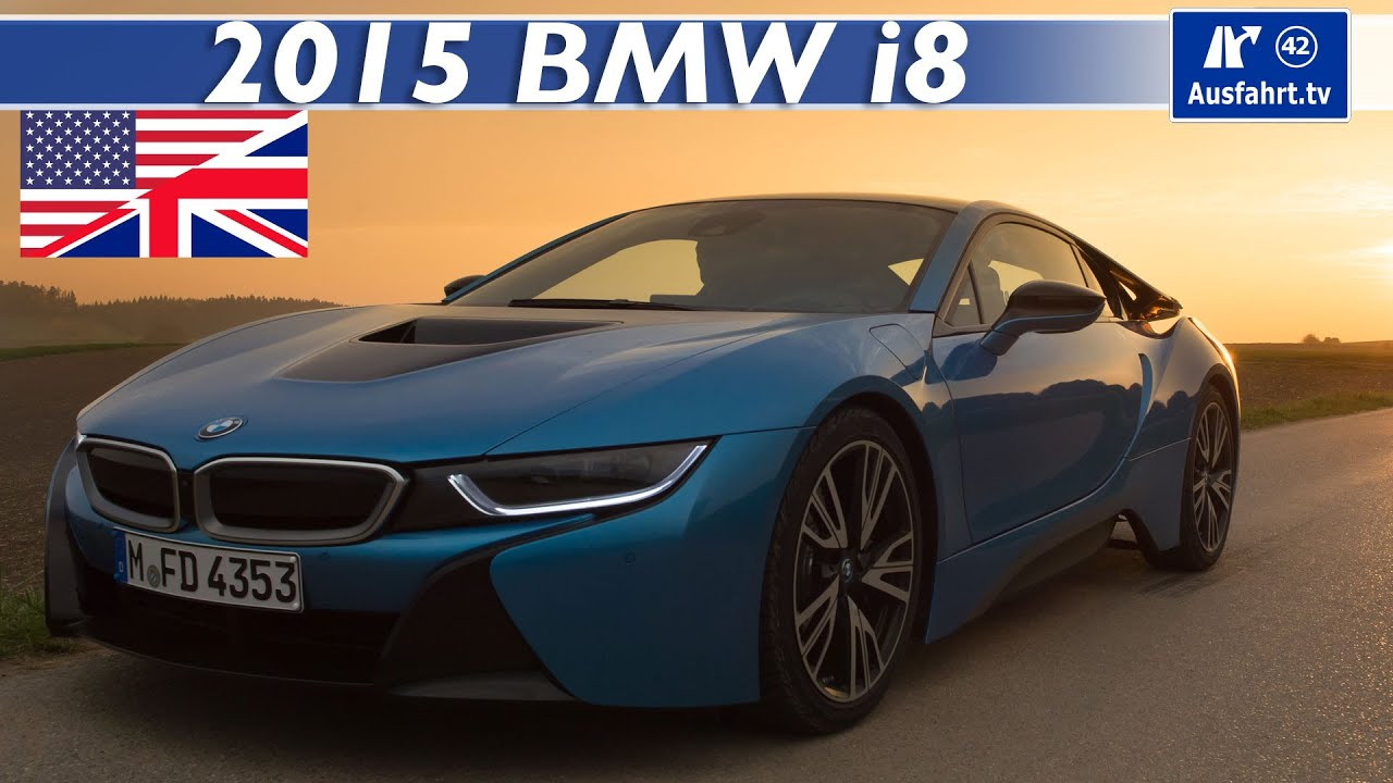 2018 Bmw I8 Full Test In Depth Review And Test Drive English