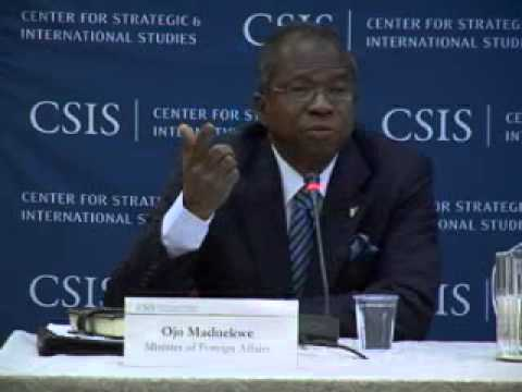 Nigeria's Role in Africa and the World