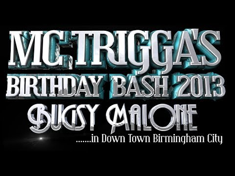 MC TRIGGA BIRTHDAY BASH 2013 Full DVD (2014 Date Announced Sat 11th Oct)