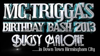 MC TRIGGA BIRTHDAY BASH 2013 Full DVD (2014 date announced Sat 11th Oct)