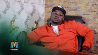 Brian Robert Ouko Omolo aka Khaligraph Jones — Stori Yangu | Maisha Magic East