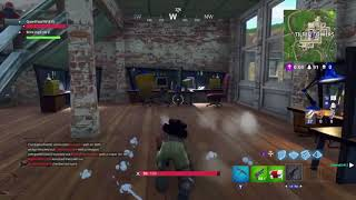 Glitch fortnite hilarant