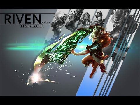 WHAT?? AM I A RIVEN GOD?? 3  GAMEPLAY