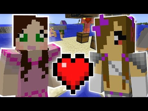 Minecraft: HOW TO GET A GIRLFRIEND QUEST