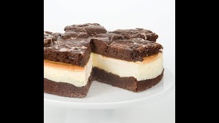 Brownie Cheesecake | EASY TO LEARN | QUICK RECIPES