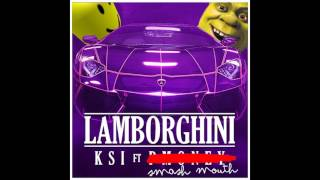 All star but with the roblox death sound and it's in ksi's lamborghini