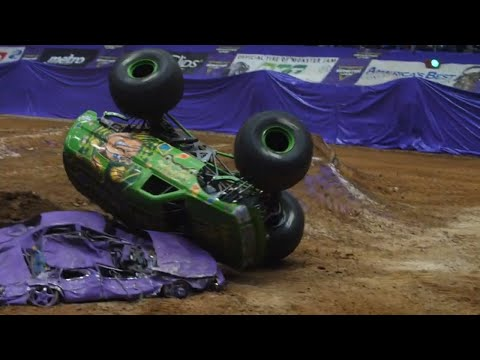 Macon, GA Highlights | Monster Jam 2018