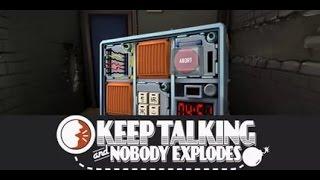 Keep Talking And Nobady Explodes #1