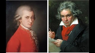 1762 (1412+875) Wolfgang Amadeus Mozart and Ludwig van Beethove and their Anti-Christ History モーツアルトとベートーベン、その反キリストの歴史 Where did ...
