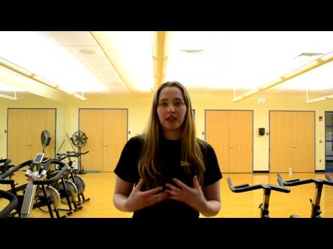 Meet Jessica Lynch - UMass Lowell Campus Recreation Center Personal Trainer (1:29)