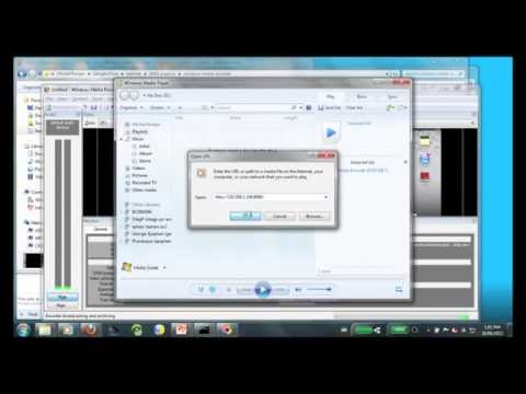 How to use Epiphan Frame Grabber with Windows Media Encoder