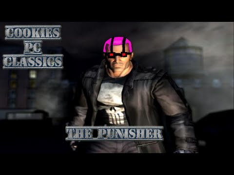 Cookies PC Classics: The Punisher Part 1