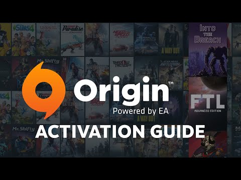 How To Activate A Game Key For Origin