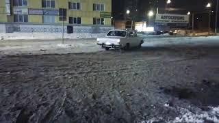 Газ 24 Советский «V8»