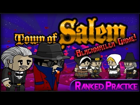 Town of Salem (Blackmailer Game) | I SPY A CHANGE?! (Ranked Practice) | 1.5.11 Changes Explained!