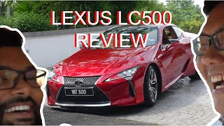 Lexus LC500 Review: The Best Car We've Ever Driven