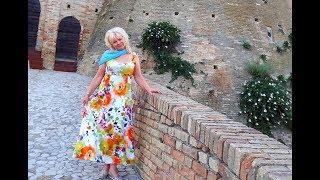Попали в Средневековье #Acquaviva Picena