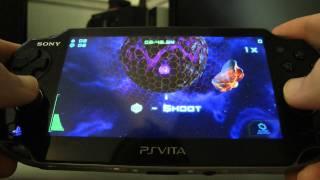 Sony PS Vita Super Stardust Delta Review