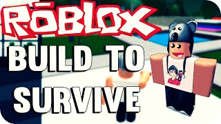 ROBLOX-Build for survival (Build to survive)