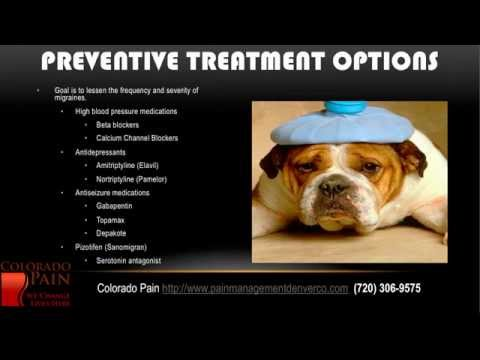 Migraine Treatment Overview from a Top Denver Pain Clinic