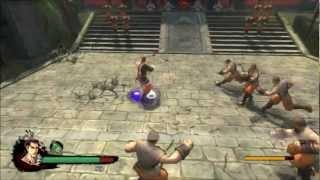 Kung Fu Strike - The Warrior