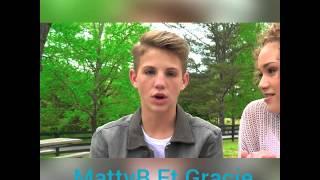 Friend Zone (ft Gracie Haschak) MattyBRaps