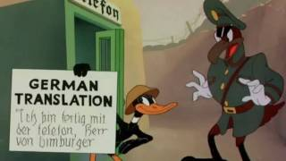 Daffy the Commando (1943)