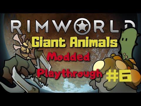 Rimworld MODDED 1.0   Lockjaw   BigHugeNerd Let's Play  