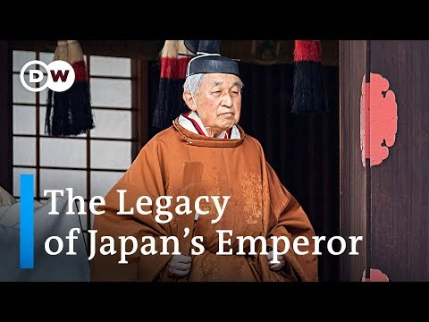Japanese Emperor Akihito steps down. What is his legacy? | DW News