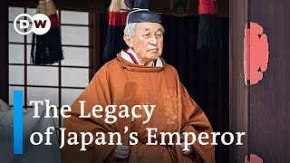 Japanese Emperor Akihito steps down. What is his legacy? | DW …