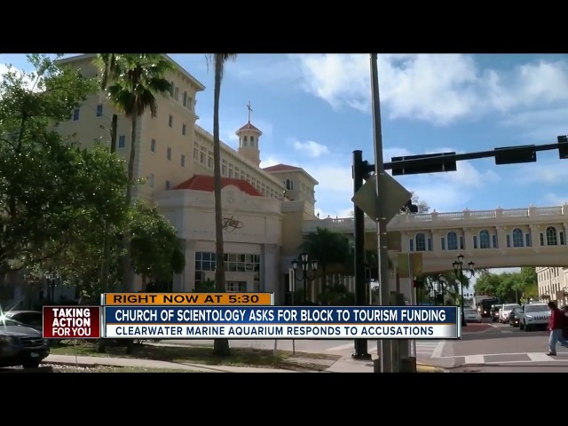 Church of Scientology asks for block to tourism funding