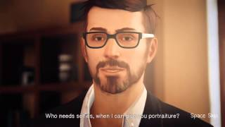 "Max Caulfield: ""I LOVE you, Mr. Jefferson"". Life Is Strange Episode 5: Polarized #LISFinale"
