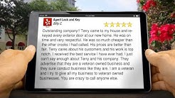 Agent Lock and Key Peoria Locksmith Great 5 Star Review by Billy