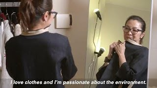 Michelle Yeoh on fashion and sustainability thumbnail
