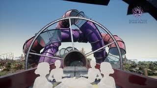 Qetaifan Island North - Waterpark Rides – Slide Wheel.