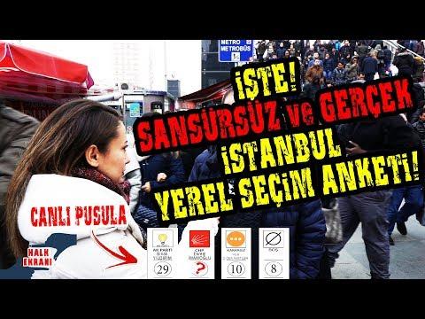Ekrem İmamoğlu Sansüre Rağmen Farkı Açıyor! İşte Gerçek İstanbul Yerel Seçim Ank