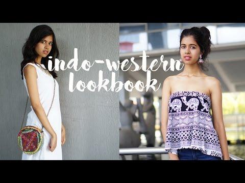 Indo Western Lookbook| Sejal Kumar
