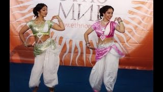 Apsara Aali dance by Ridy & Sveta