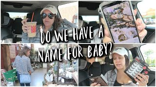 Do we have a name for Baby? Baby Shower Decor Inspo & ULTA Haul!